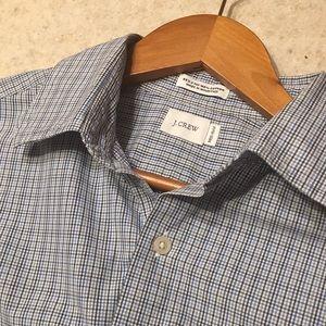 J. Crew Plaid Shirt